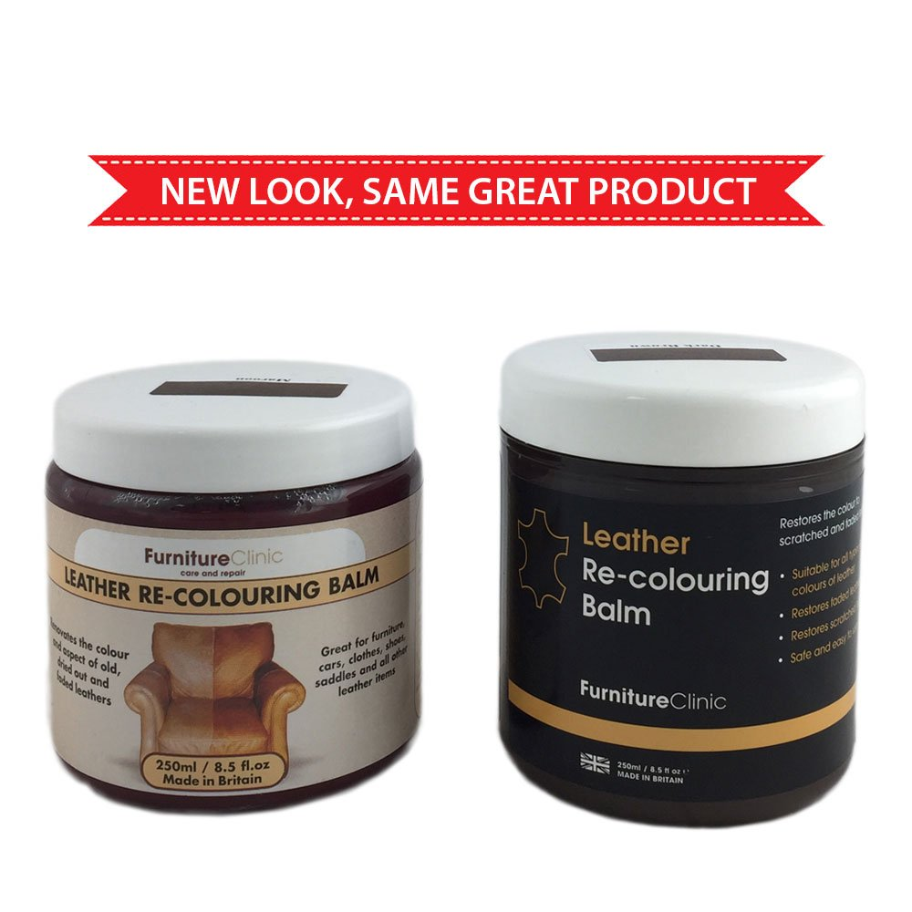 Furniture Clinic Leather Re Colouring Balm - The Best Furniture 2017