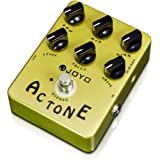 JOYO AC Tone Effect Pedal Reproduces Classic British Rock Sound of AC30 Amplifier for Electric Guitar Effect (JF-13)