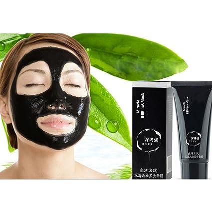 Molie Mar profundo fango Mineral cara máscara Blackhead acné Remover piel limpieza profunda Anti envejecimiento Mascarilla
