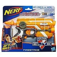 Nerf 53378EU4 - Pistolet - Elite Firestrike XD