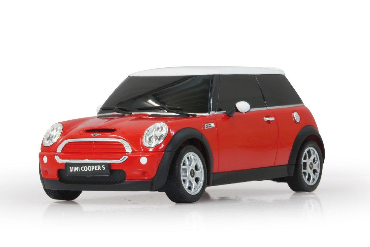 Jamara 404035 Mini Cooper S 124 Rot Amazonde Spielzeug