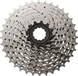 Shimano CS-HG300-9 - bicycle transmission parts (Gris, Bicycle cassette)