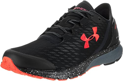 Evaluable Húmedo Encantador  Under Armour Charged Bandit 2 Night Running Shoes - AW16-15 Black:  Amazon.co.uk: Shoes & Bags