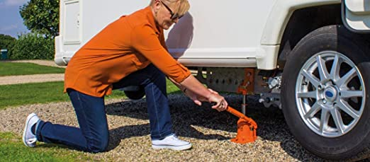Purpleline double essieu Kojack-adapté pour double essieu caravanes