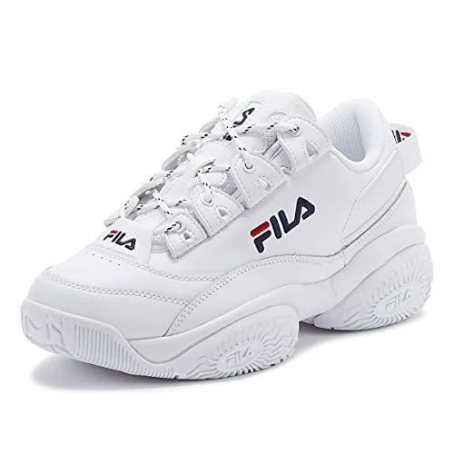 separation shoes half price sneakers for cheap Amazon.com   Fila Provenance Mens White Sneakers   Fashion ...
