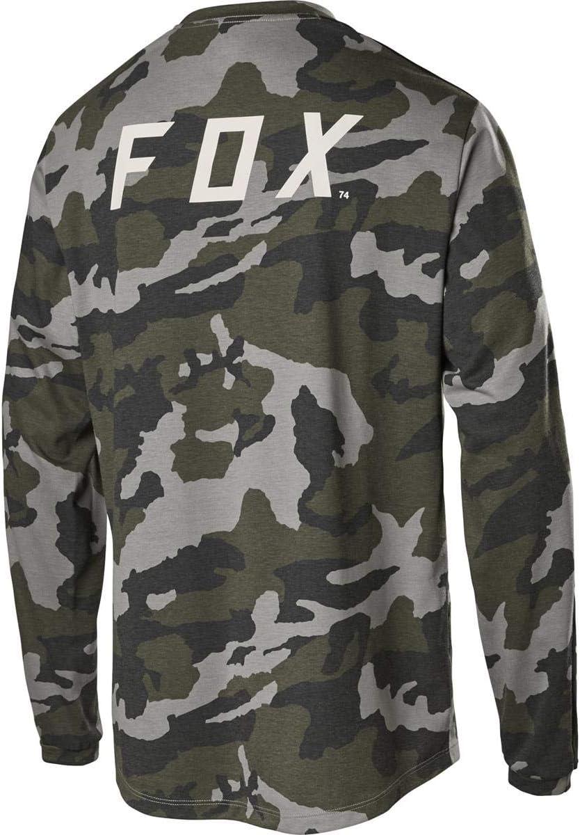 Fox 24175/_031/_YS Jerseys Gr/ün