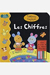Les chiffres (Tableau magique) (French Edition) Hardcover