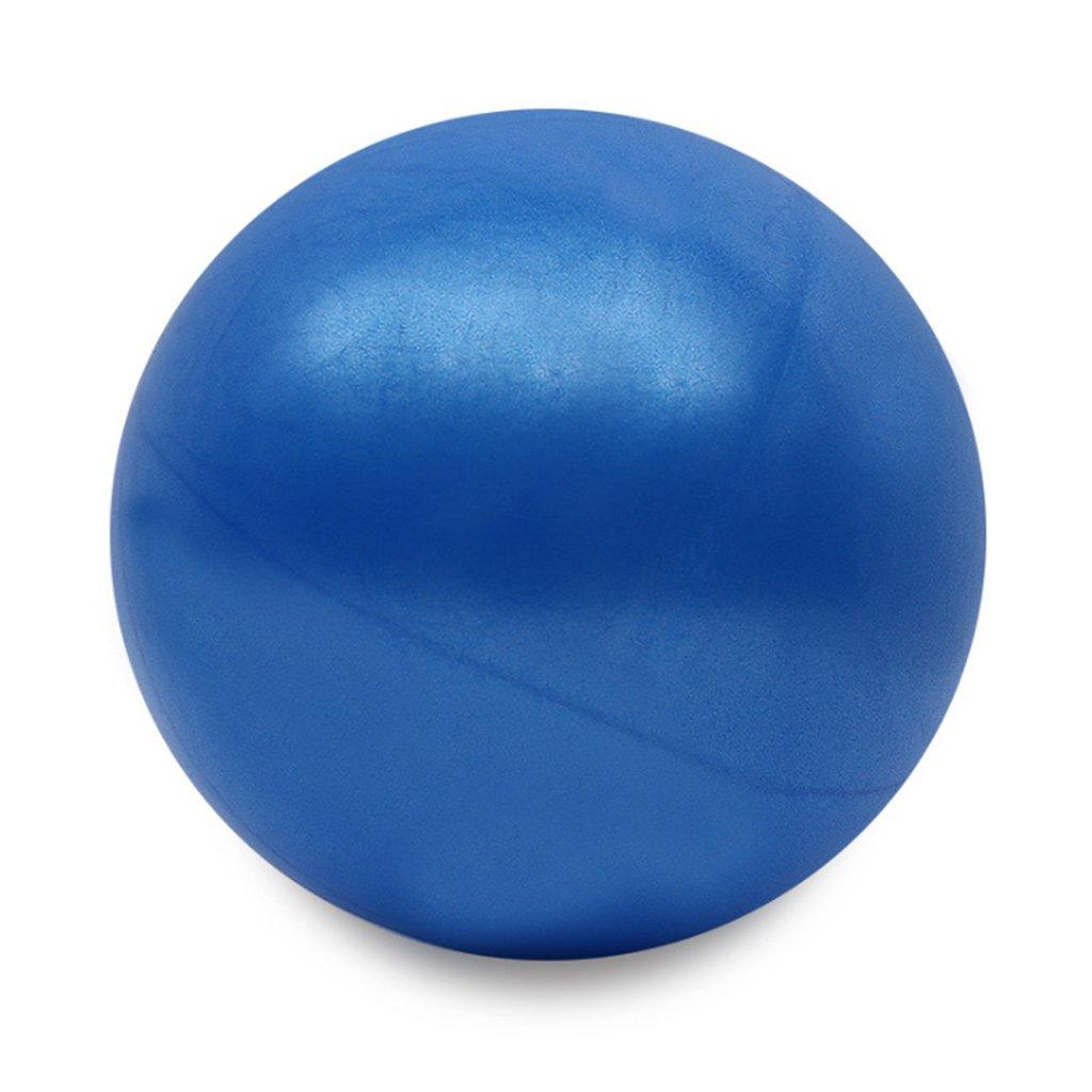 Haorw Robuster Gymnastikball Sitzball von 25cm (Blau)