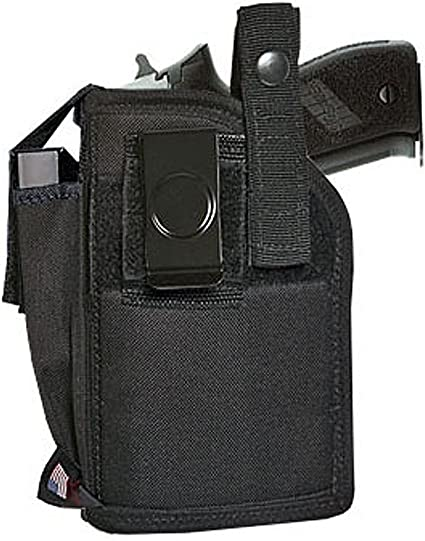 NEW ACE CASE DOUBLE PISTOL MAG POUCH GLOCK 17,19,21,22,23,30,31 MADE IN U.S.A.