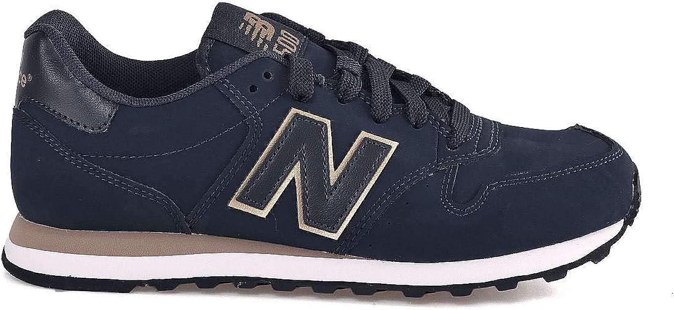 New Balance Damen 500 Sneaker, blau