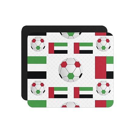 Amazon Com United Arab Emirates Dubai Country Flag Soccer Computer