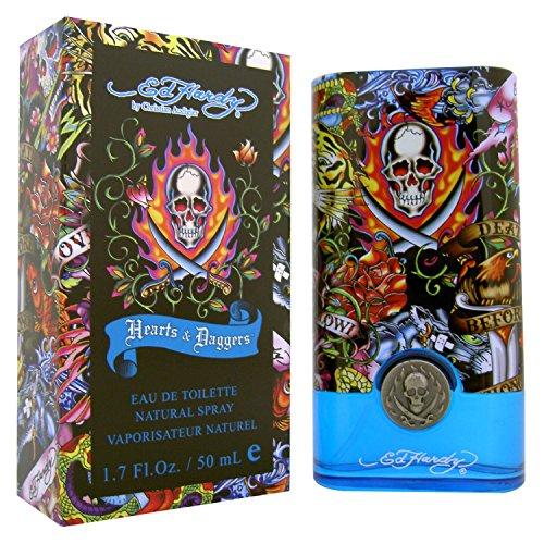 - Ed Hardy Hearts & Daggers by Christian Audigier for Men 1.7 oz Eau de Toilette Spray