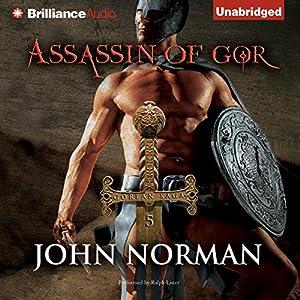 Assassin of Gor Audiobook