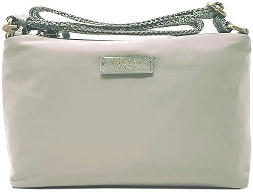 9cb82aed766cd Radley Barbican shoulder/cross body bag in grey: Amazon.co.uk: Shoes & Bags