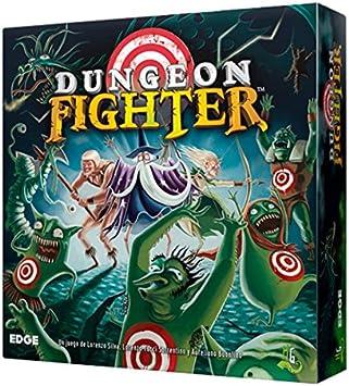 Edge Entertainment Dungeon Fighter - Juego de Mesa EDGDF01: Amazon.es: Juguetes y juegos