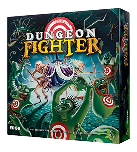 (Dungeon Fighter Board Game (Edge Entertainment edgdf01) )