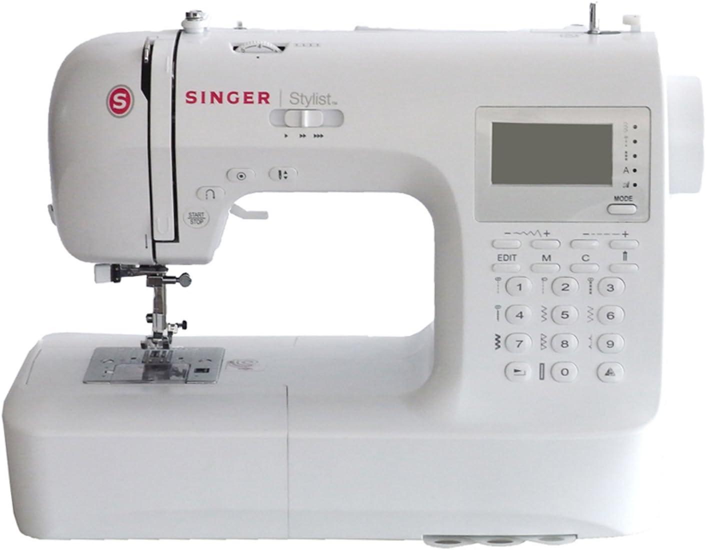 Maquina de coser Singer 9100: Amazon.es: Hogar
