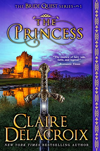 The Princess (The Bride Quest Book 1)
