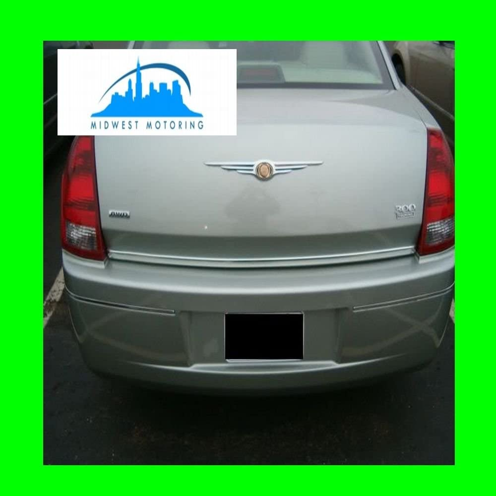 Dodge MAGNUM 2005 2006 2007 2008 Chrome Tailgate Trunk Trim Molding