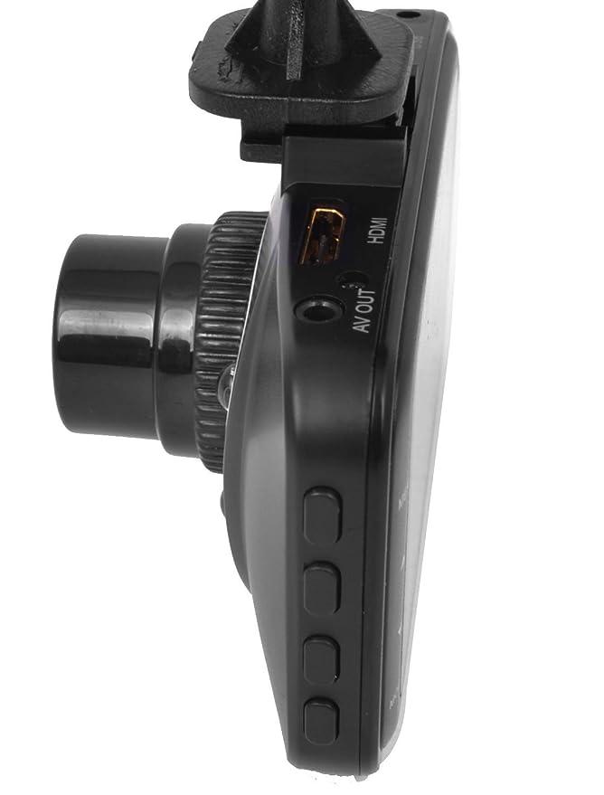 Amazon.com: Coche 2.7 Pantalla LCD 1080P HDMI de la cámara HD DVR de detección de movimiento: Car Electronics