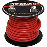 Grand General 55261 Red 10-Gauge Primary Wire