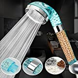 DIY Handheld Negative Ion SPA Pressurize Shower Head Bathroom Healthy Water Saving Spray Nozzle ,Small size