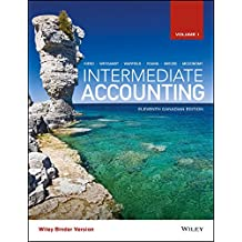 Intermediate Accounting 11ce, Volume 1, Binder Ready Version + WileyPLUS Registration Card