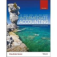 Intermediate Accounting 11ce, Volume 1, Binder Ready Version + WileyPLUS Registration Card