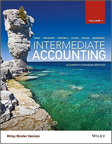 Intermediate Accounting 11ce Binder Ready Version WileyPLUS Registration Card Volume 1
