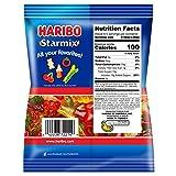 Haribo Starmix Gummi Candy, 5 Oz, Pack of 12
