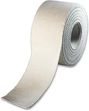 VViViD - Cinta adhesiva de zigzag, 100% algodón, color blanco, 1 Roll, Blanco: Amazon.es: Salud y cuidado personal
