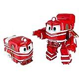 6 x individuel robot train transformers transformers figurines d 39 action toys jeux et. Black Bedroom Furniture Sets. Home Design Ideas