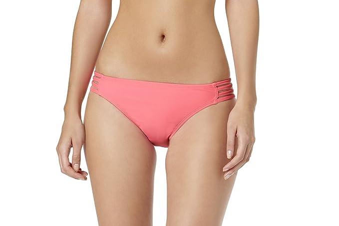 5b3aba441c5d5 dELiA*s Delias Juniors Valley Girl Side Strap Scoop Swim Bottom-M-Delias16