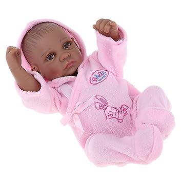 D DOLITY Mon Premier Bébé avec Vêtement Cadeau d anniversaire pour Enfant 0fd91ce579c