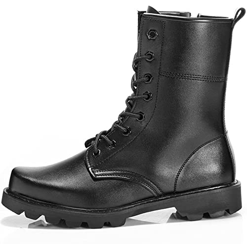 performance sportswear new arrivals shop Mens US Army Tactical Boots Comfort Leather Combat Military ...