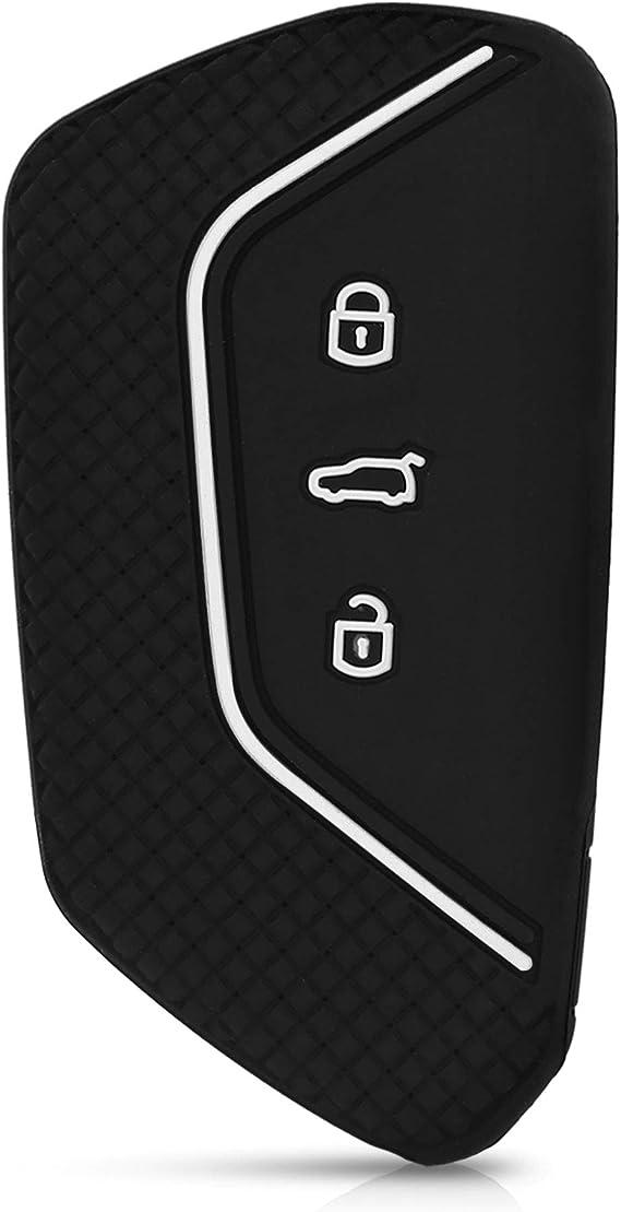 Kwmobile Autoschlüssel Hülle Kompatibel Mit Vw Golf 8 Elektronik