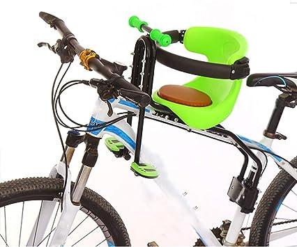 JTYX Sillas de Bicicletas para niños Sillín de Seguridad para ...