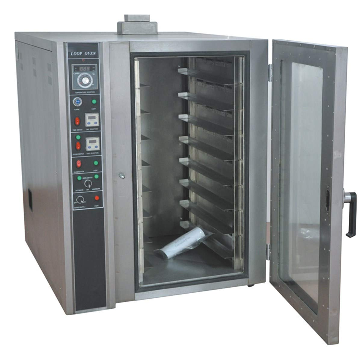 Bread baking oven,8 trays convection oven,over the range microwave oven
