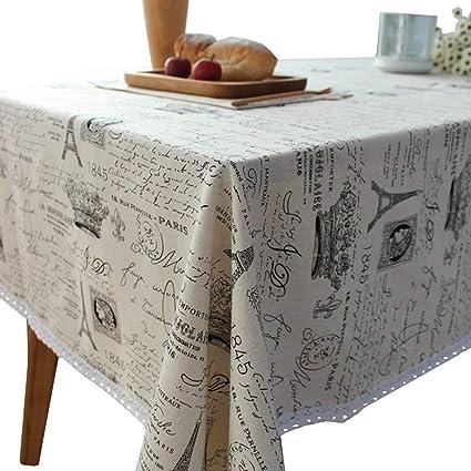 Tovaglia da tavola da cucina da tavola di moda delle lettere di modo ...