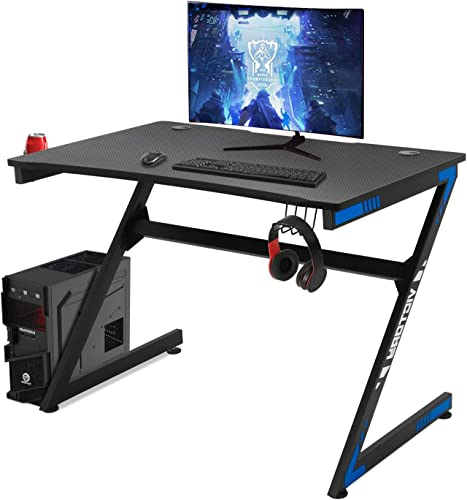 Cheap Computer Gaming Desk Home Office Computer Table Black Gamer Workstation modern office desk for sale