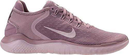 new product 05e92 e17b6 Nike Free RN 2018, Scarpe da Trail Running Donna, Grigio (Elemental Gun  Smoke