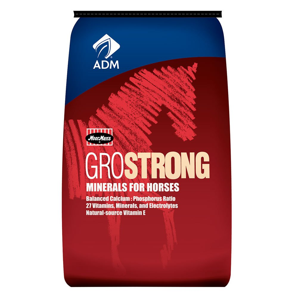 ADM ANIMAL NUTRITION GROSTRONG Precise Minerals 25lb Bag