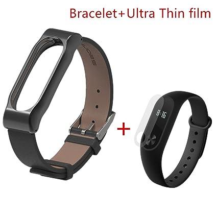 zoeking última Xiaomi Mi Band 2 de pulsera resistente al agua de ...