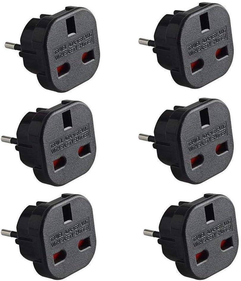 Brennenstuhl Travel Plug Travel Adapter Travel Socket Adapter Euro Socket