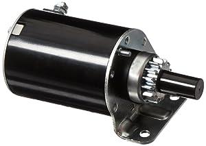 DB Electrical SBS0028 Starter For Briggs 691564, 693469/John Deere LT166 LT170 SST16 SST18 /Cub Cadet LT2180 GT2521/Toro Greensmaster 3050 3100 3150 3040 5040 Sand Pro 2020 3020 5000/Twister 1400 1600