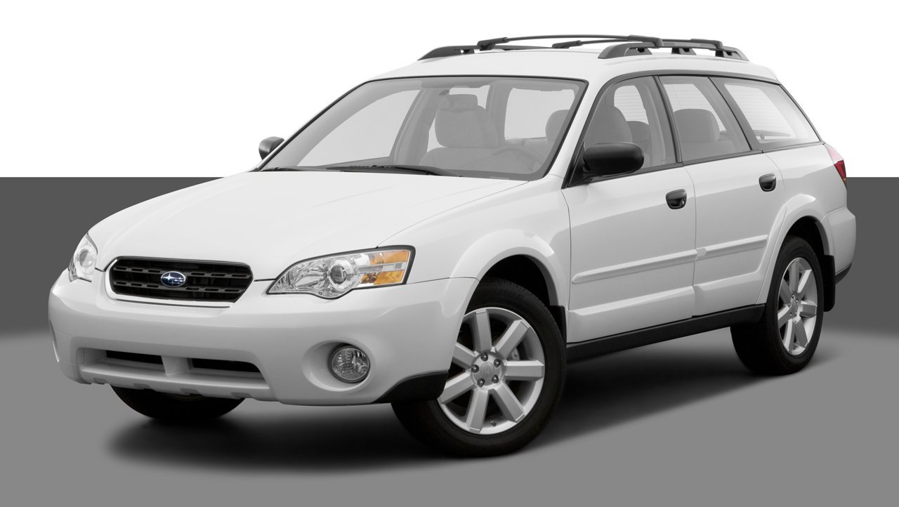 2007 Subaru Outback 4-Door 4-Cylinder Automatic Transmission ...  sc 1 st  Amazon.com : subaru door - pezcame.com