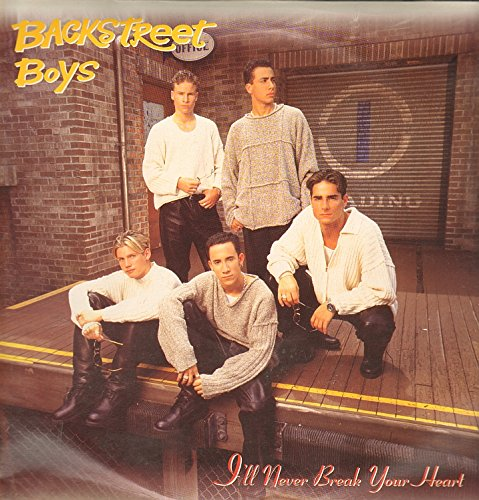 I'll Never Break Your Heart - Vinyl Records Backstreet Boys