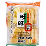 Want-Want Senbei Rice Crackers 92g(3.28oz)