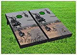VINYL WRAPS Cornhole Boards DECALS Army Helicopters Bag Toss Game Stickers 192
