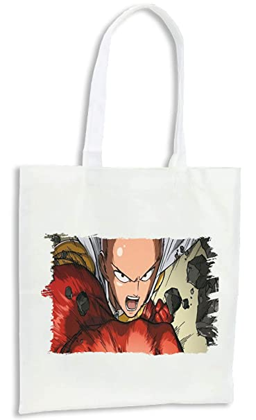 MERCHANDMANIA Pack 4 Bolsas One Punch Man Saitama Action ...